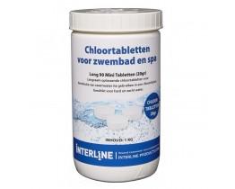 Interline Chloortabletten 2,5kg - Long90 20gram