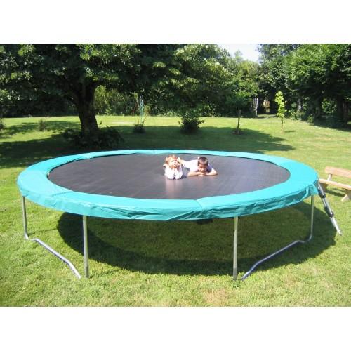 trampoline 400cm rond. Black Bedroom Furniture Sets. Home Design Ideas