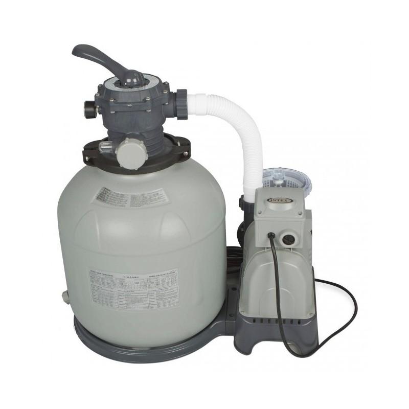 intex zandfilterpomp 8000 liter per uur