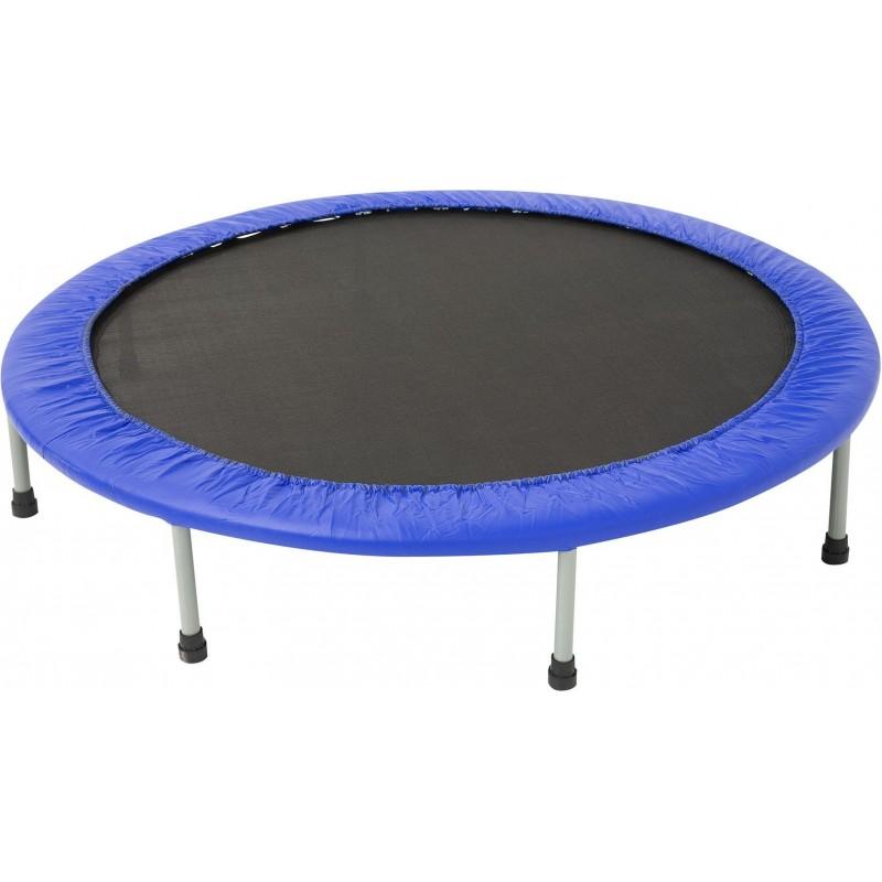 trampoline rond 120 cm 24 cm hoog. Black Bedroom Furniture Sets. Home Design Ideas