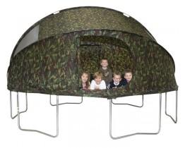 Etan Trampoline Tent 370 cm - Legergroen