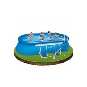Zwembaden ovaal