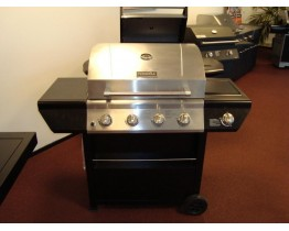 Barbecue Model 720-0697 Nexgrill 4B+SB+Front Shelf