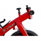 Spinningbike / Indoorbike Higol home X-ciser Red