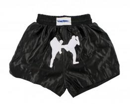 Kickbox broekje Zwart