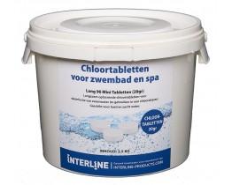Chloortabletten 2,5KG