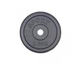 Gewichtsschijf 0.5 kg
