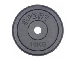 Gewichtsschijf 10 kg