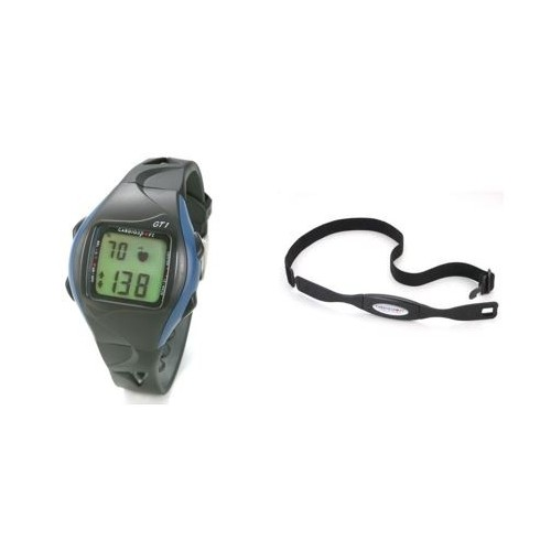 Cardiosport GT1 horloge compleet met hartslagband