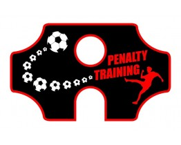 Goaltrainingswand