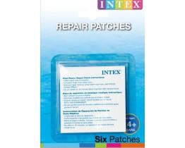 Reparatiepleister 6 stuks Intex