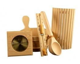 Sauna accessoires pakket