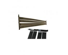 Zwembadverwarming 610x65cm solar collector