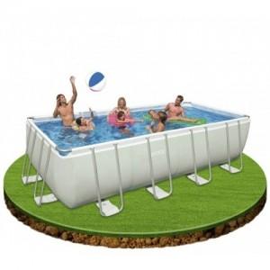 Zwembaden rechthoekig